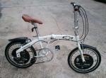 จักรยานพับได้รุ่น F-4 จาก CHEVROLET ขนาด 20 นิ้ว