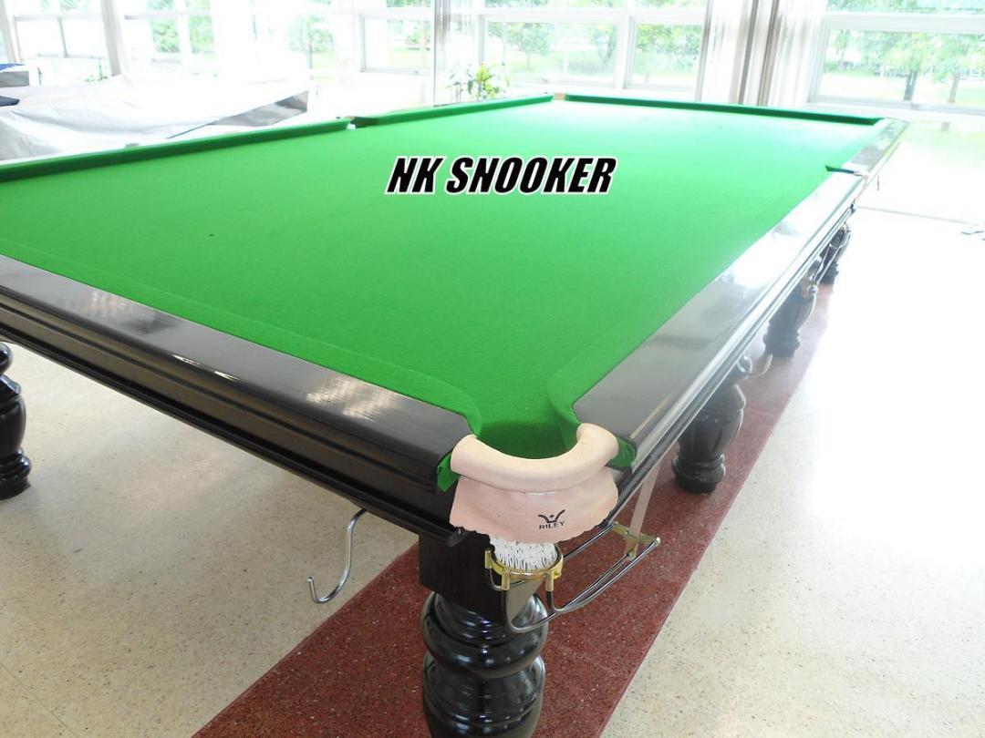 NK SNOOKER โต๊ะสนุ๊ก 6x12 ฟุต ราคาถูก คุณภาพดี โต๊ะสนุกเกอร์ มือ 1 มือ 2 คุณภาพดี โต๊ะสนุ๊ก 5x10,6x12 ฟุต อุปกรณ์สนุ๊กเกอร์ ทุกชนิด Tel.084-6995202 12