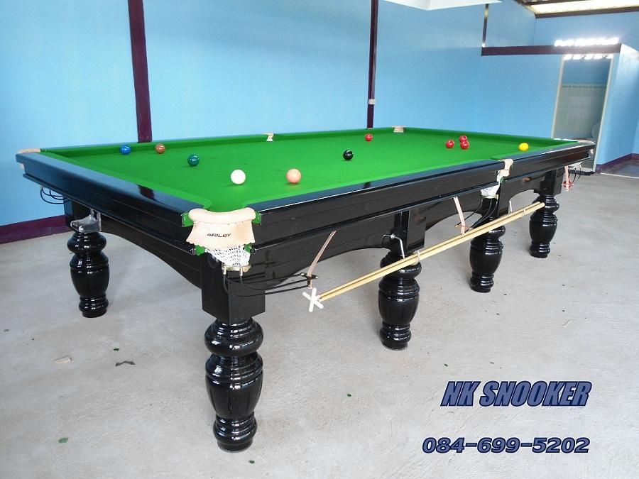 โต๊ะสนุ๊ก ราคาถูก NK SNOOKER อุปกรณ์สนุ๊กเกอร์ทุกชนิด 10