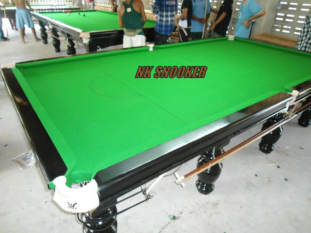 โต๊ะสนุ๊ก ราคาถูก NK SNOOKER อุปกรณ์สนุ๊กเกอร์ทุกชนิด 12