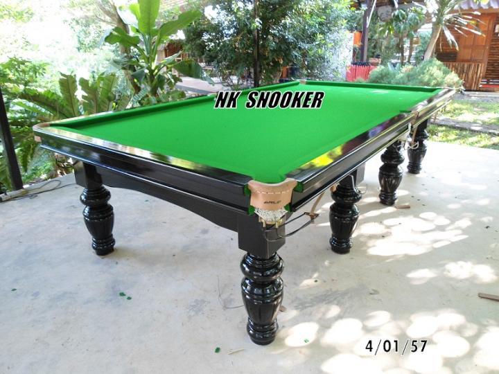 โต๊ะสนุ๊ก ราคาถูก NK SNOOKER อุปกรณ์สนุ๊กเกอร์ทุกชนิด 13