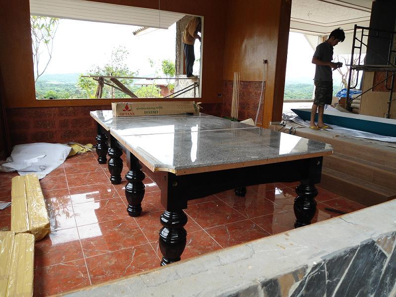 โต๊ะสนุ๊ก ราคาถูก NK SNOOKER อุปกรณ์สนุ๊กเกอร์ทุกชนิด 7