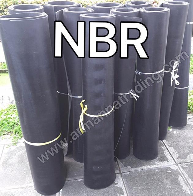 ยางแผ่น NBR