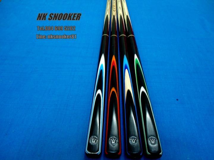 NK SNOOKER ไม้คิวสนุ๊กเกอร์ ไม้คิวต่อ 2-3 ท่อน ไม้คิว ดี ราคาถูก ไม้คิวท่อนเดียว อุปกรณ์สนุ๊ก ไม้คิวสนุ๊ก ไม้คิวราว และอุปกรณ์สนุ๊กเกอร์ 2