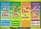 14504262 ซื้อขายเช็คราคา ประกันรถยนต์ / พ.ร.บ. รถยนต์ นนทบุรี เมือง