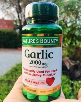 ขาย garlic oil -