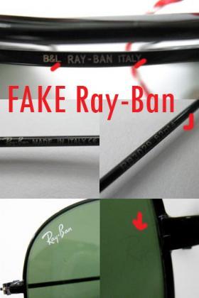 Ray-Ban ของแท้ดูยังไง ตอนที่ 2 แบบเจาะลึก