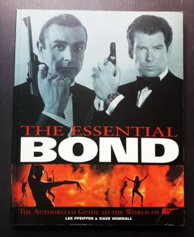 THE ESSENTIAL BOND by LEE PFEIFFER & DAVE WORRALL