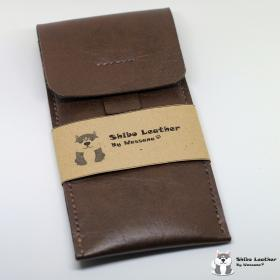 ขาย shibo leather SL001-DarkBrown