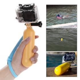 Gopro tripod floating Gopro tripod floating